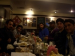 Dining with the Greatones!