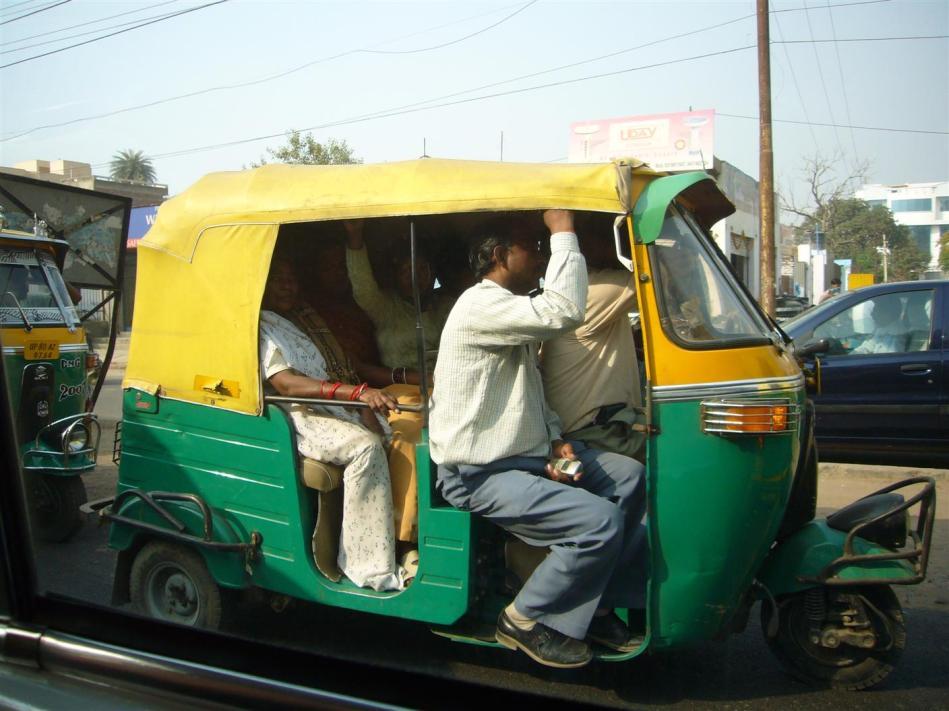 25 - Auto-Rickshaw-style