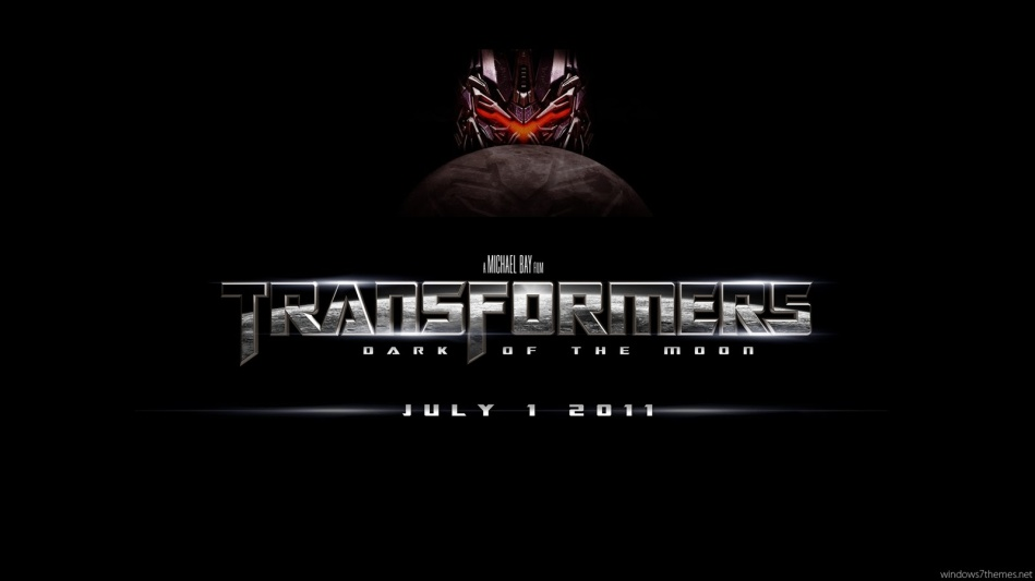 Transformers 3 Dark of the Moon Wallpaper